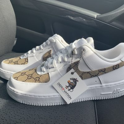 CUSTOM CLASSIC GG X AIR FORCE 1
