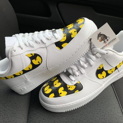 CUSTOM WU TANG CLAN AIR FORCE 1