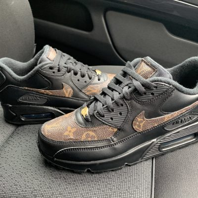 CUSTOM LV AIR MAX 90