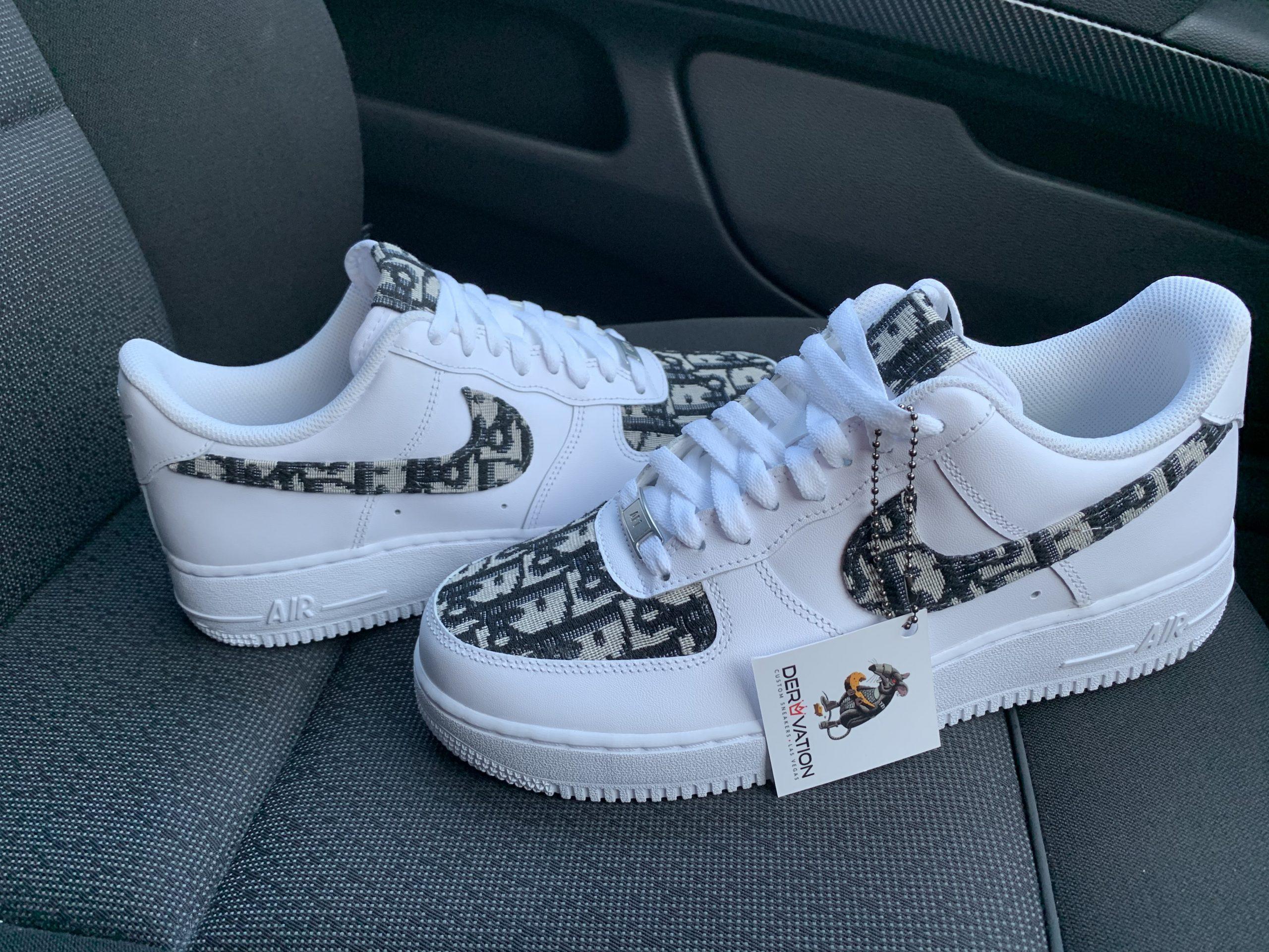 custom air force 1
