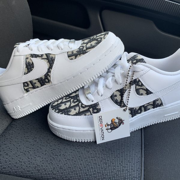 CUSTOM DIOR X 20 AIR FORCE 1