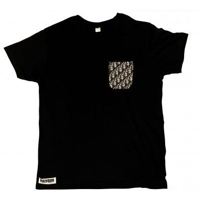 Custom Dior Pocket T-shirt